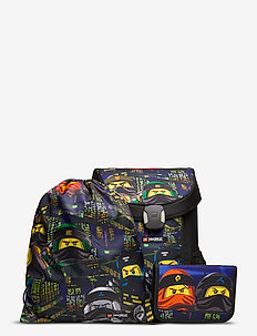 Easy School Bag Set - NINJAGO® URBAN