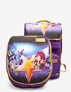 Maxi School Bag Set - backpacks - friends™ popstar