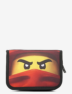 Pencil Case with Content - penaalit - lego® ninjago® kai of fire
