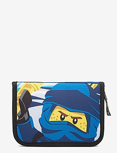 Pencil Case with Content - Étuis à crayons - lego® ninjago® jay of lightning