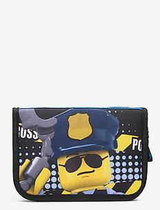 Pencil Case with Content - Étuis à crayons - lego® city police cop