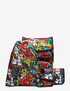Maxi School Bag Set - NINJAGO® COMIC