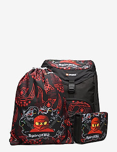 Outbag Deluxe Set - plecaki - ninjago® team ninja
