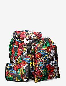 Outbag Basic School Bag Set - sacs a dos - lego®ninjago® comic