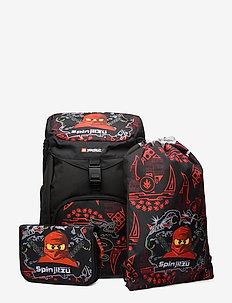 Outbag Basic School Bag Set - sacs a dos - lego® ninjago® team ninja