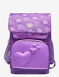 Optimo School Bag - backpacks - lego® friends™ hearts