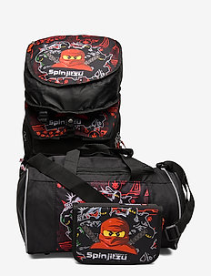 Maxi School Bag Set - backpacks - ninjago® team ninja