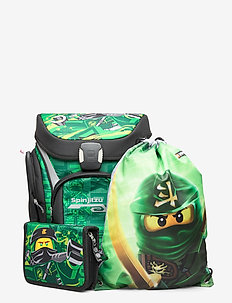 Explorer School Bag Set - backpacks - ninjago® energy