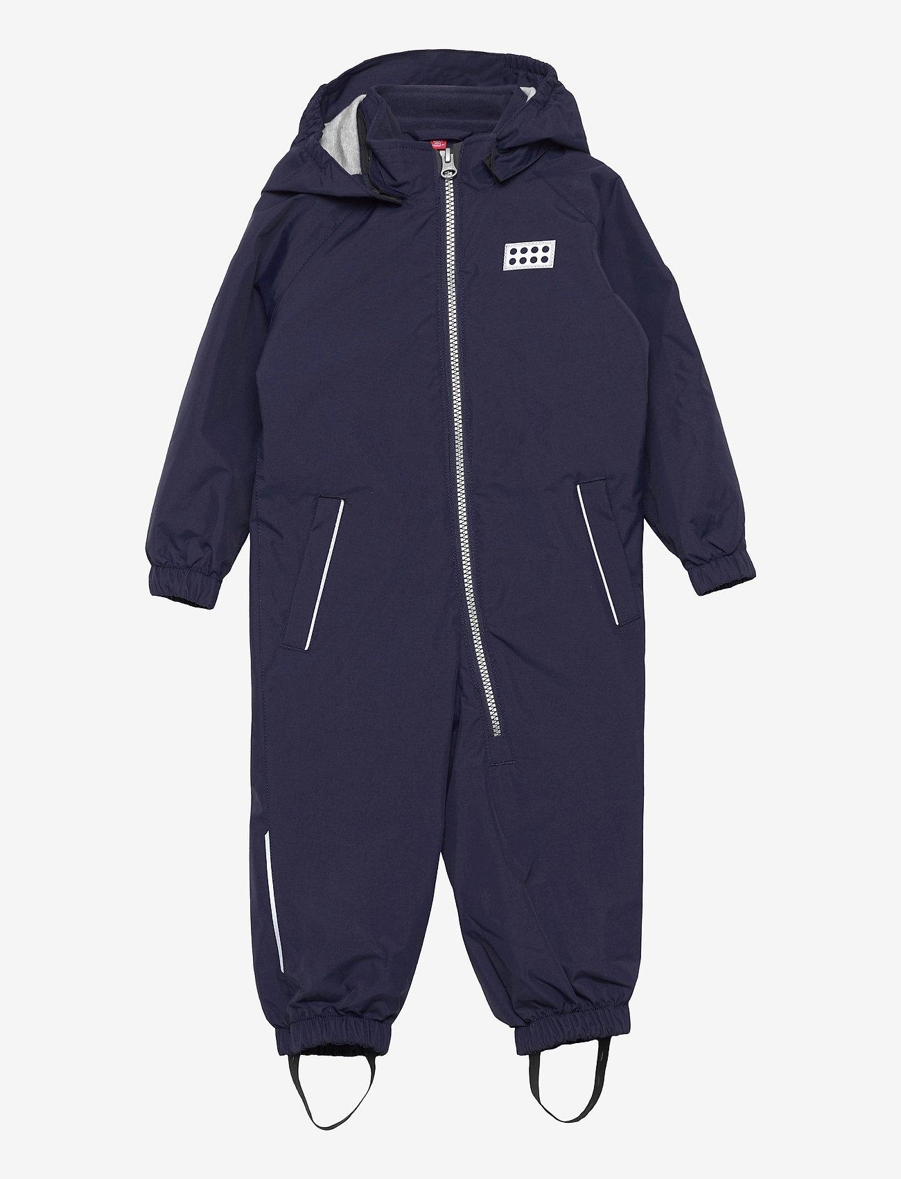 Lego wear - LWJIVAN 202 - SUIT - shell clothing - dark navy - 0