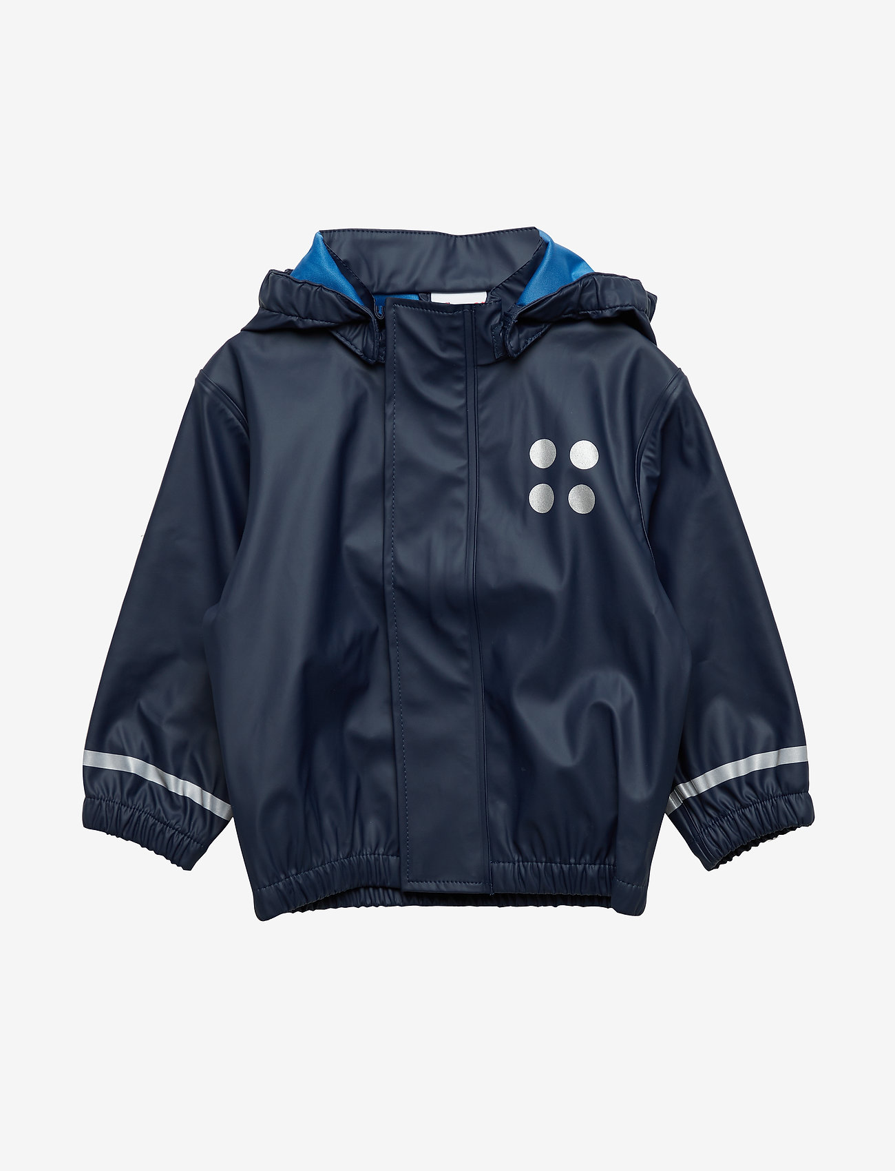 Lego wear - JUSTICE 101 - RAIN JACKET - jassen - dark navy - 0