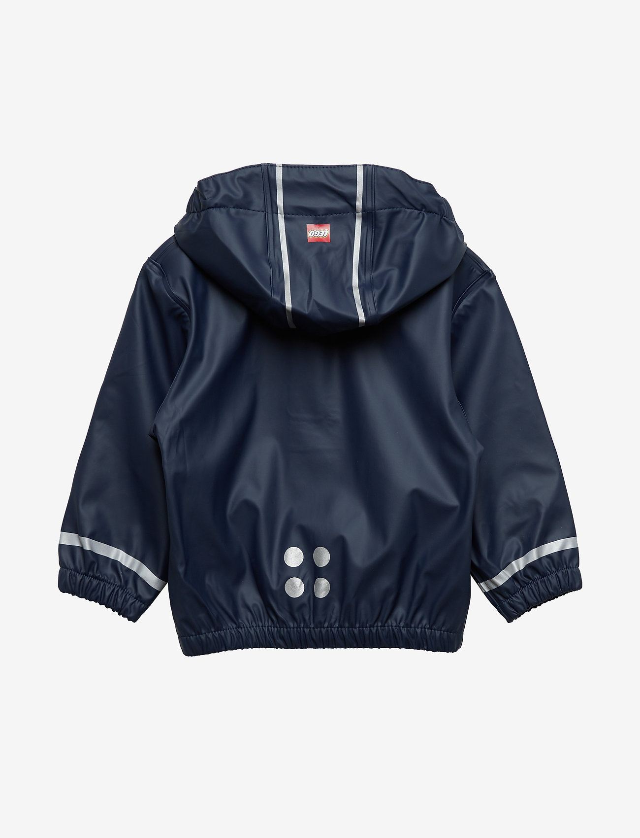 Lego wear - JUSTICE 101 - RAIN JACKET - jakker - dark navy - 1