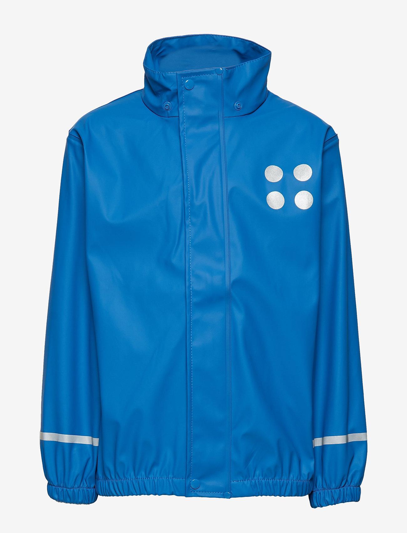 Lego wear - JONATHAN 101 - RAIN JACKET - vestes - blue - 1