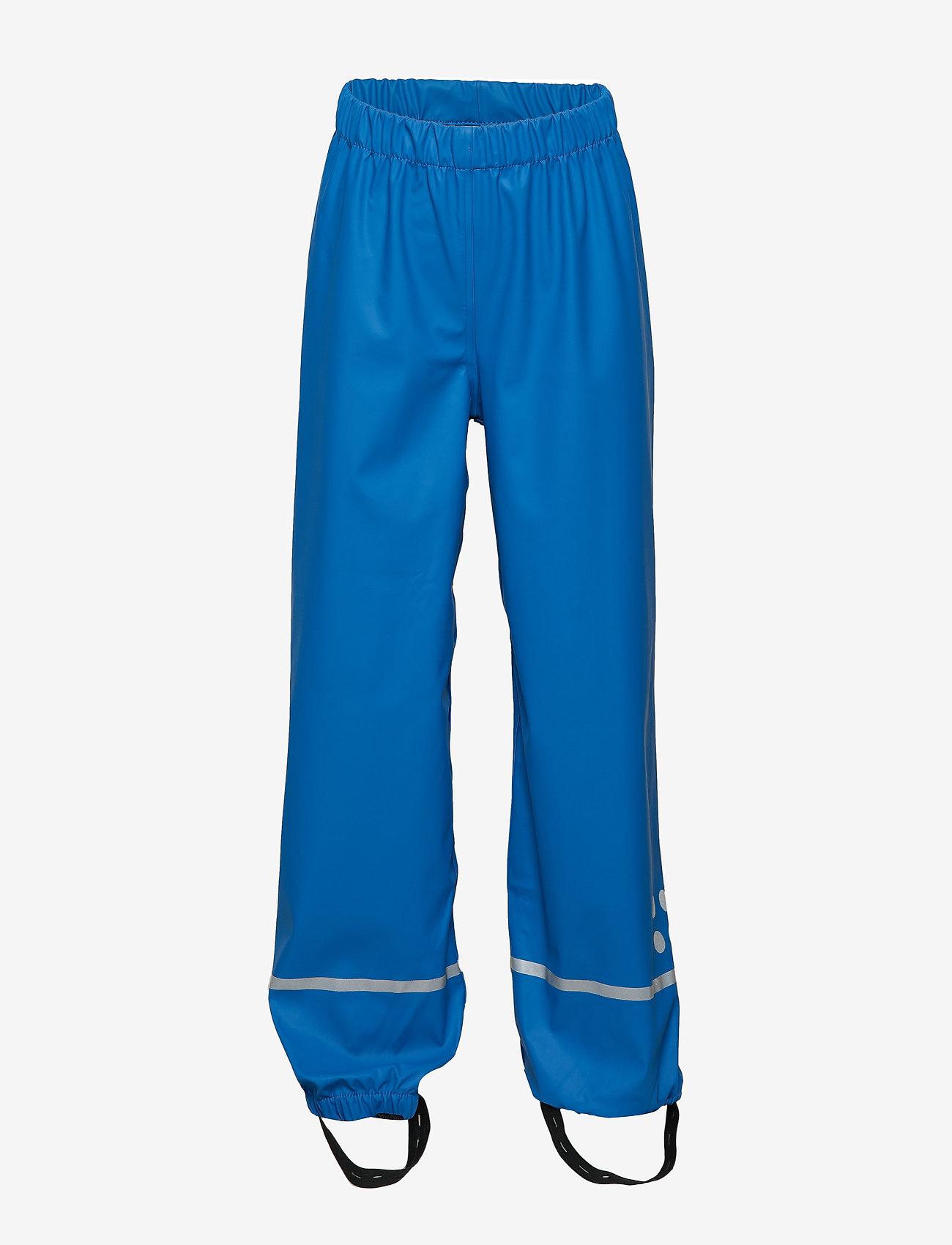 Lego wear - PUCK 101 - RAIN PANTS - pantalons - blue - 0