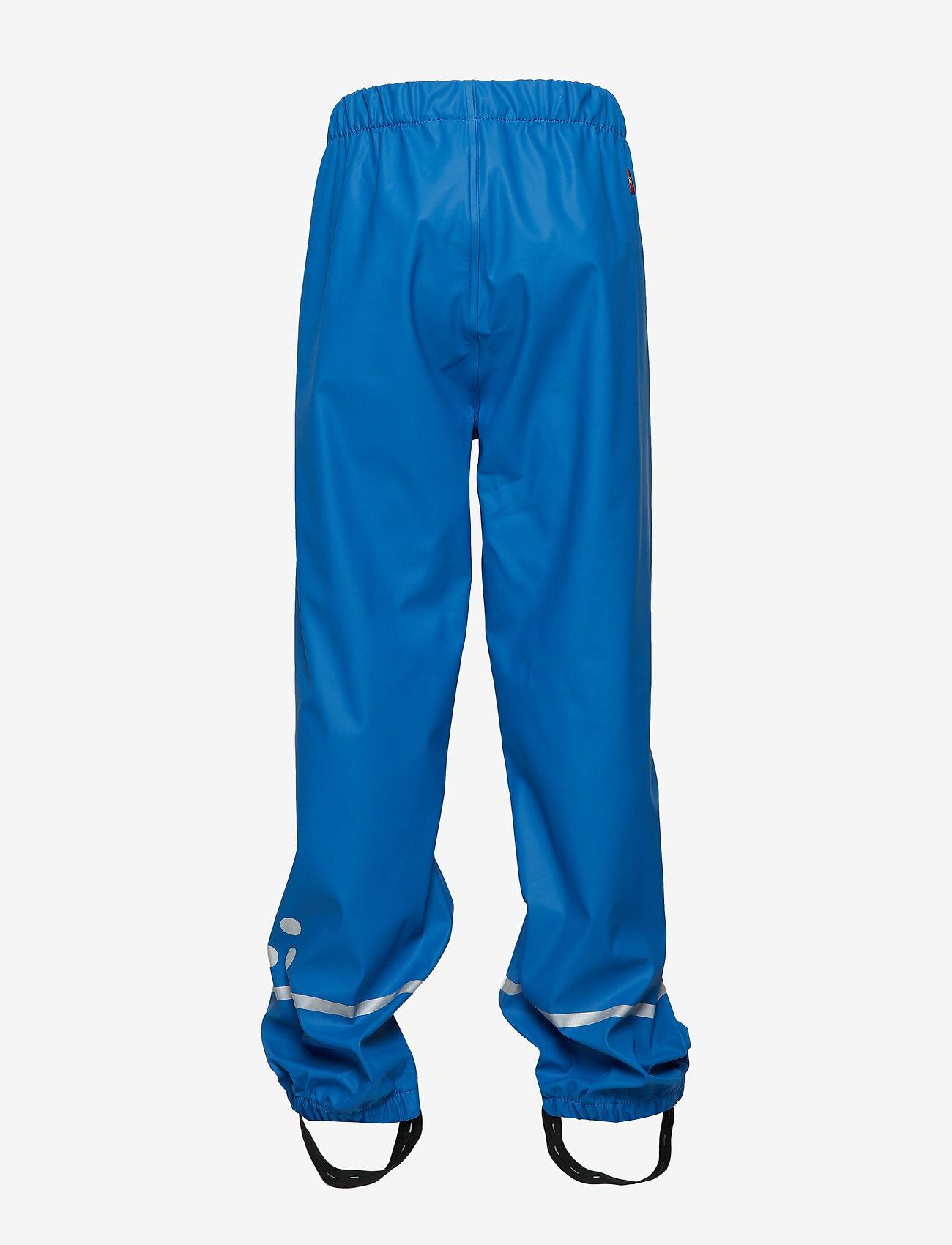 Lego wear - PUCK 101 - RAIN PANTS - pantalons - blue - 1