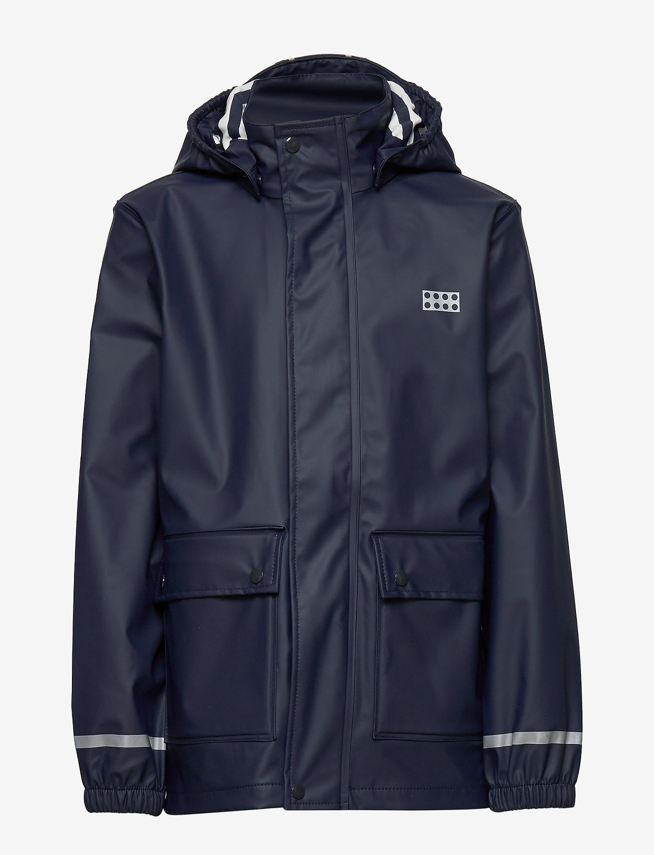 Lego wear - LWJOSHUA 212 - RAIN JACKET - jakker - dark navy - 1