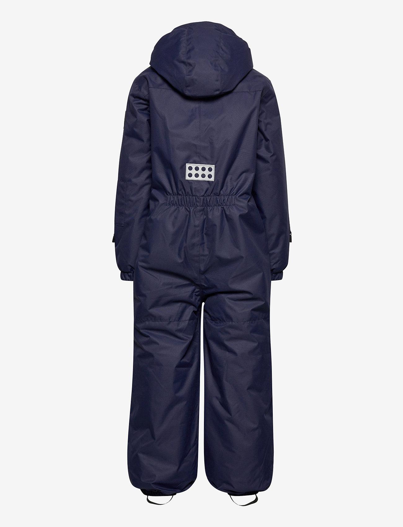 Lego wear - LWJIPE 703 - SNOWSUIT - snowsuit - dark navy - 1