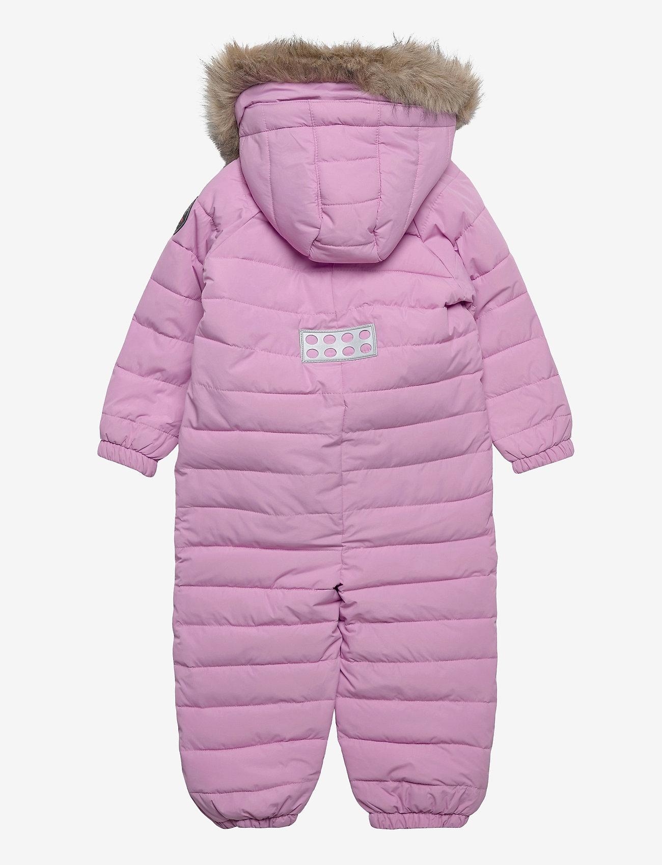 Lego wear - LWJUNIN 708 - SNOWSUIT - snowsuit - rose - 1