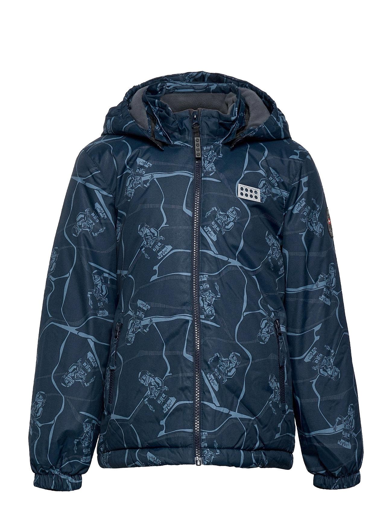 Lwjebel 602 - Jacket Outerwear Jackets & Coats Windbreaker Blå Lego Wear