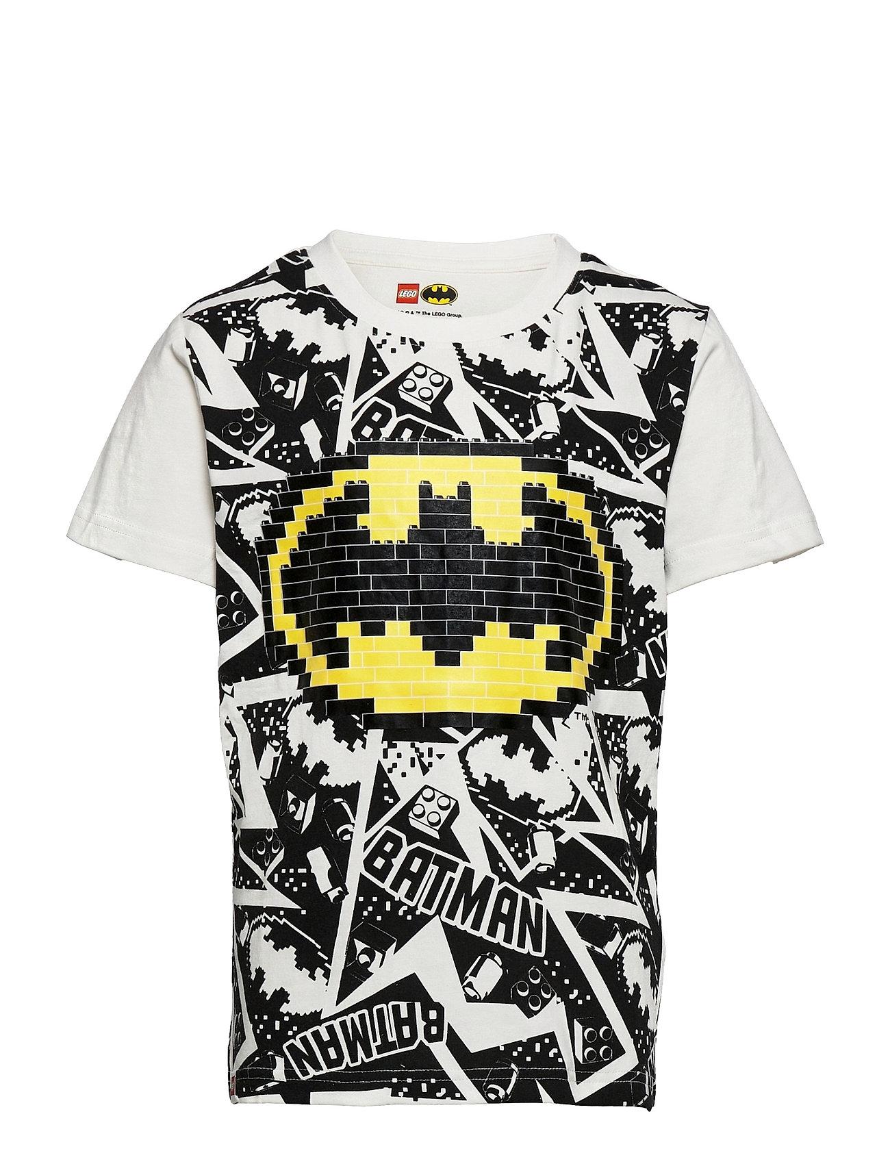 M12010191 - T-Shirt Ss T-shirt Hvid Lego Wear