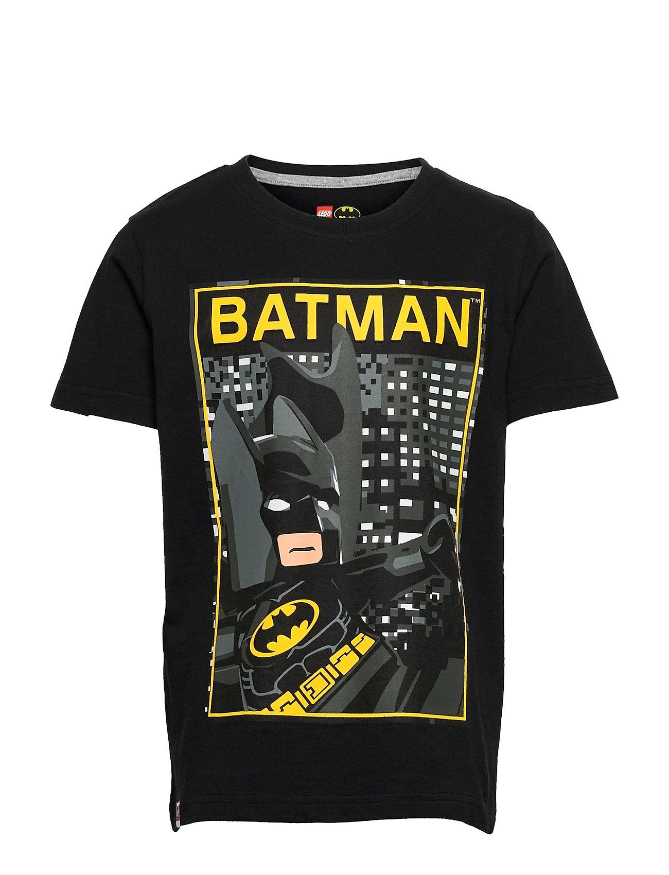 M12010199 - T-Shirt Ss T-shirt Sort Lego Wear