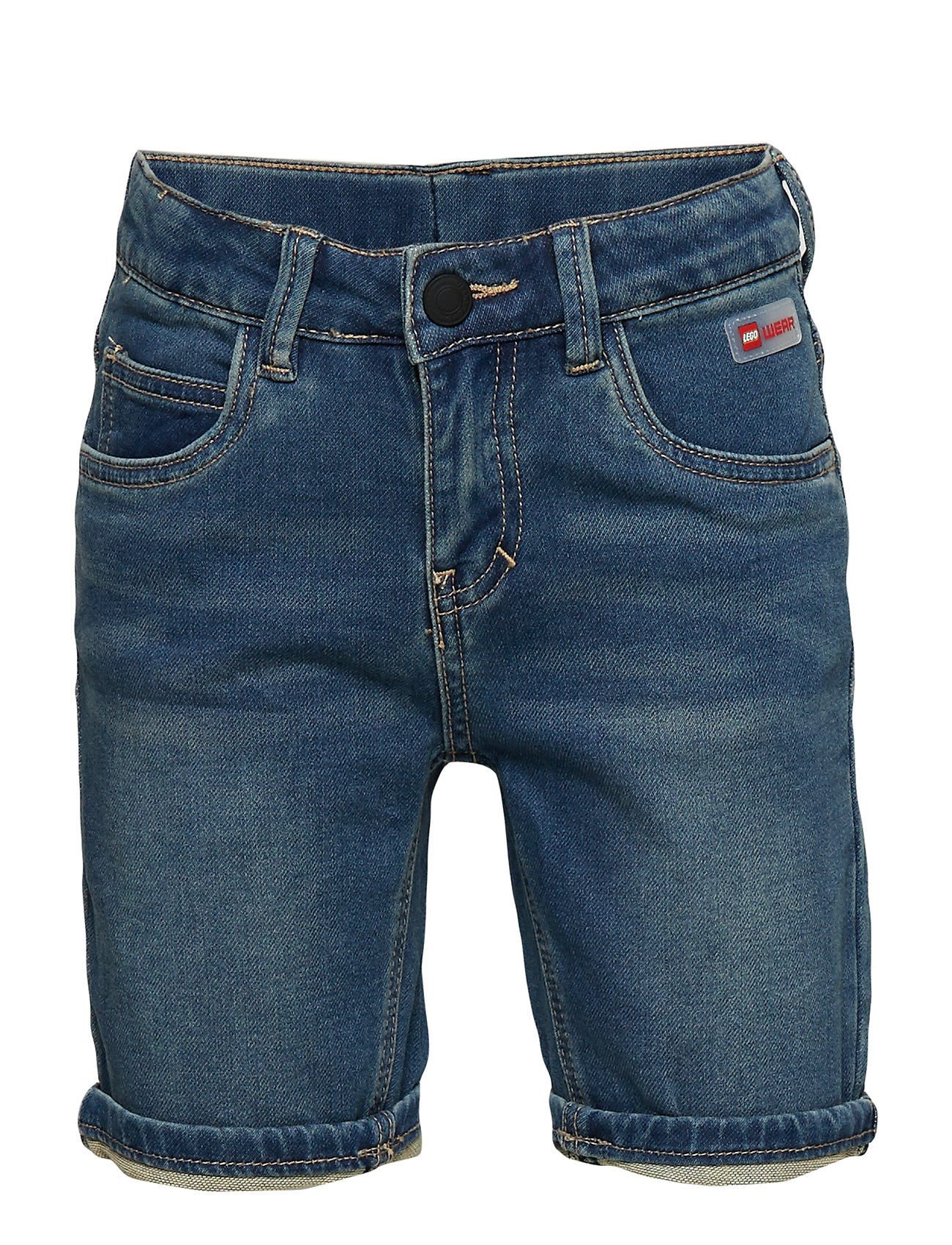 Lego wear PLATON 326 - SHORTS - DENIM