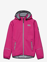 Lego wear - LWSKY 201 - SOFTSHELL JACKET - softshell jassen - pink - 0