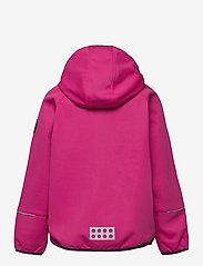 Lego wear - LWSKY 201 - SOFTSHELL JACKET - softshell jassen - pink - 1