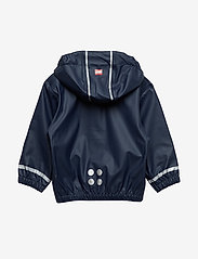 Lego wear - JUSTICE 101 - RAIN JACKET - vestes - dark navy - 1