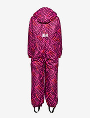 Lego wear - LWJORDAN 701 - SNOWSUIT - snowsuit - bordeaux - 3
