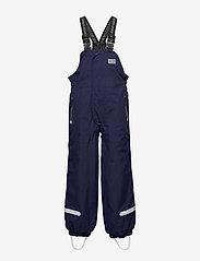 Lego wear - LWPLATON 702 - SKI PANTS - winter trousers - dark navy - 0