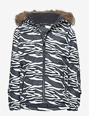 Lego wear - LWJOSEFINE 712 - JACKET - veste rembourrée - dark grey - 0