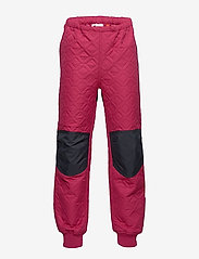 Lego wear - LWPOUL 200 -  PANT (THERMO) - bas - bordeaux - 0