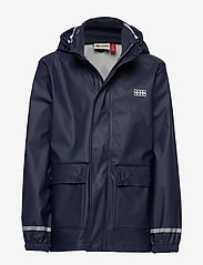 Lego wear - LWJOSHUA 212 - RAIN JACKET - vestes - dark navy - 0