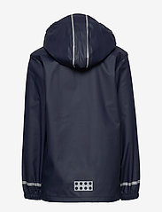Lego wear - LWJOSHUA 212 - RAIN JACKET - jakker - dark navy - 3