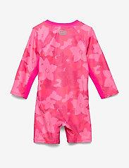Lego wear - LWANGELA 353 - SUN WEAR - maillots 1 pièce - dark pink - 1