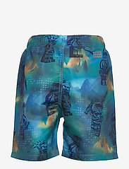 Lego wear - LWPATRIK 353 - SWIM SHORTS - badebukser - light blue - 1