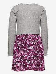 Lego wear - M-22630 - DRESS - robes - dark pink - 1