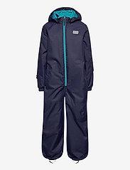 Lego wear - LWJIPE 703 - SNOWSUIT - snowsuit - dark navy - 0
