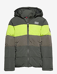 Lego wear - LWJIPE 705 - JACKET - jassen - dark green - 0