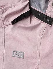 Lego wear - LWJAZMINE 202 - JACKET - softshell jassen - pink - 3