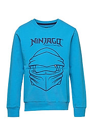 M12010054 - SWEATSHIRT - BLUE