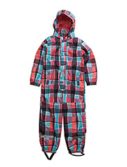 JAVIER 260 - COVERALL - RED