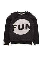 TAMARA 803  - SWEATSHIRT - BLACK