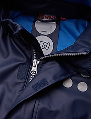 Lego wear - JUSTICE 101 - RAIN JACKET - jakker - dark navy - 2