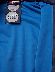 Lego wear - JUSTICE 101 - RAIN JACKET - jakker - dark navy - 4