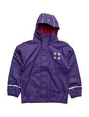 JAMAICA 101 - RAIN JACKET - DARK PURPLE