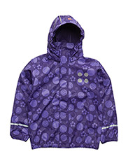 JAMAICA 103 - RAIN JACKET - DARK PURPLE
