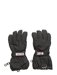 AIDEN 703 - GLOVES W/MEM. - BLACK