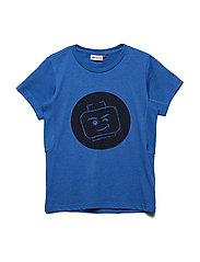THOMAS 608 - T-SHIRT S/S - BLUE