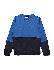 SEBASTIAN 608 - SWEATSHIRT - BLUE